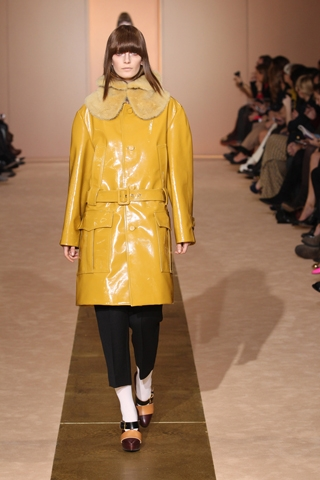 Мода Осень 2012 Пальто
