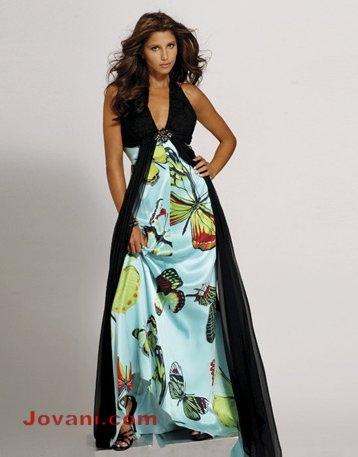 Платье из платков для беременных
