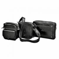 Мужские кожаные портфели и сумки - со скидкой.
