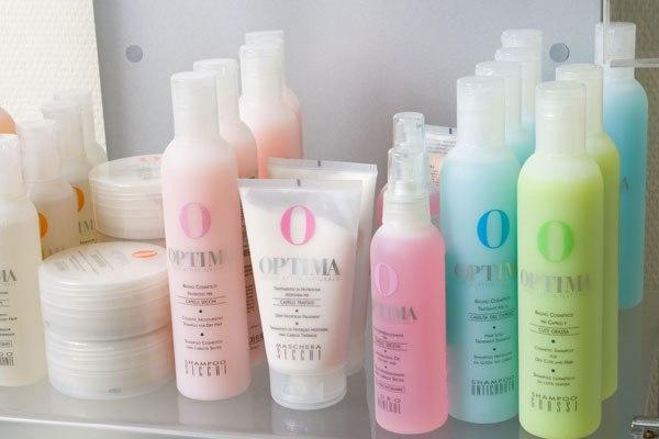 Оптима средства для волос