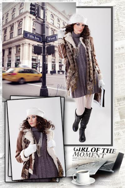 Стажировка в Модном Журнале