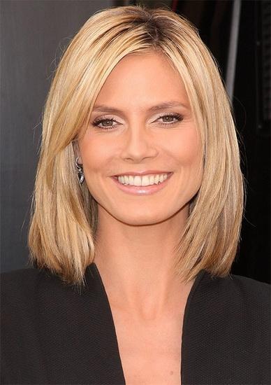 Стильные прически на волосы средней длины