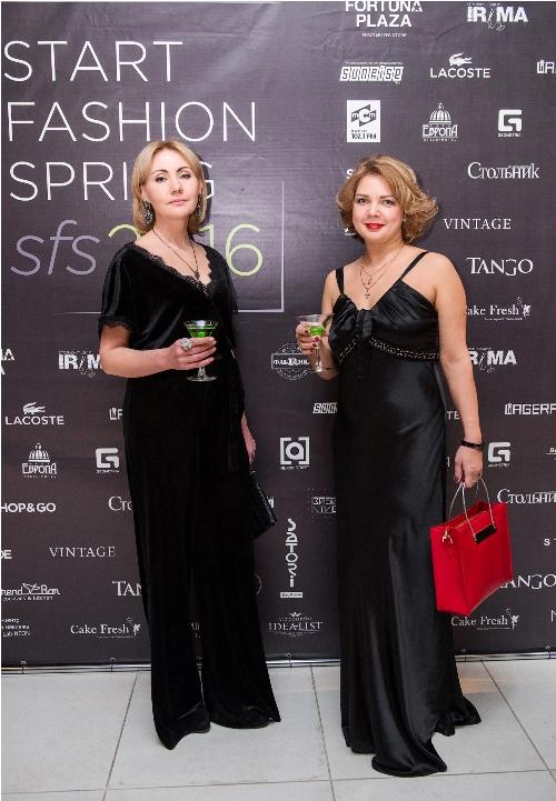 Елена Дриевская, иркфэшн, irkfashion, start fashion spring 2016