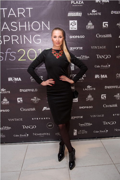 Елена Амосова иркфэшн irkfashion start fashion spring 2016