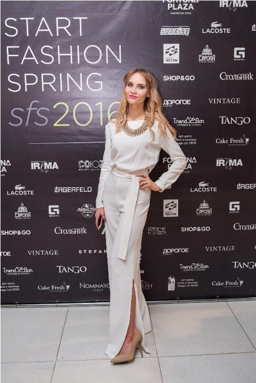 Анастасия Рудневская, Анастасия Колупаева, иркфэшн, irkfashion, start fashion spring 2016