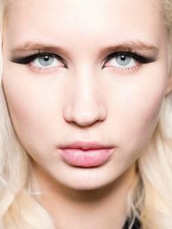 Модный макияж весна лето 2016, модные тренды весна лето 2016, макияж 2016