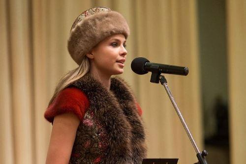Дарья Першина, модель Иркутск, Мисс Россия 2016