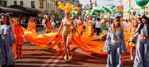 день города иркутска, карнавал, костюмированное шествие 2016