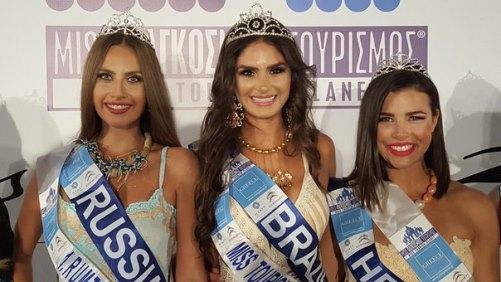 Мисс Туризм Мира, Мисс Туризм 2016, Елизавета Константинова