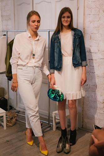модная встреча, Анастасия Папу, тренды осени, бохо-шик, бельевой стиль, стиль гранж