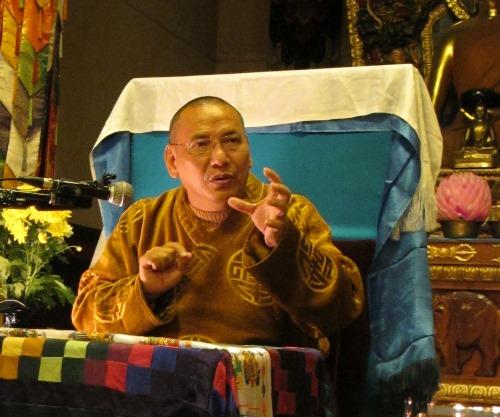 буддизм в Иркутске, Далай Лама XIV, буддийская философия