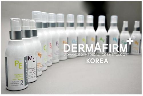 корейская косметика, уход за кожей, DERMAFIRM, косметология