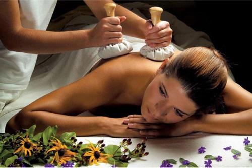 массаж, массаж маслом, массаж Иркутск, расслабляющий массаж, тайский массаж