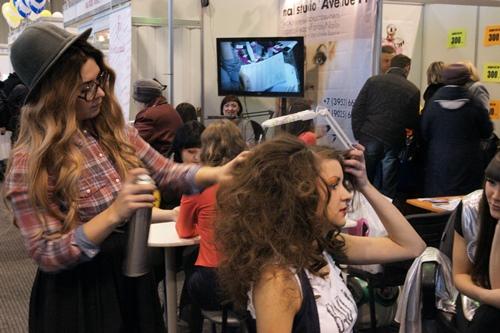 в мире стиля и красоты, конкурс визажистов, конкурс парикмахеров, чемпионат красоты