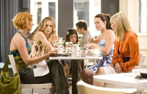 сериалы, Александра Мерзлякова, обзор сериалов, что посмотреть, секс в большом городе, сплетница
