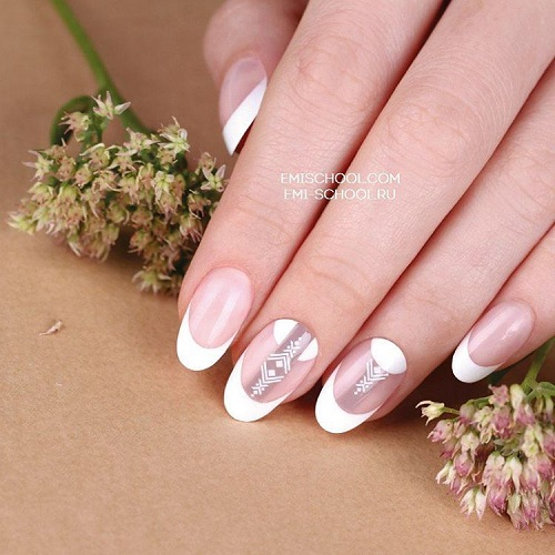 Свадебный дизайн ногтей екатерины мирошниченко