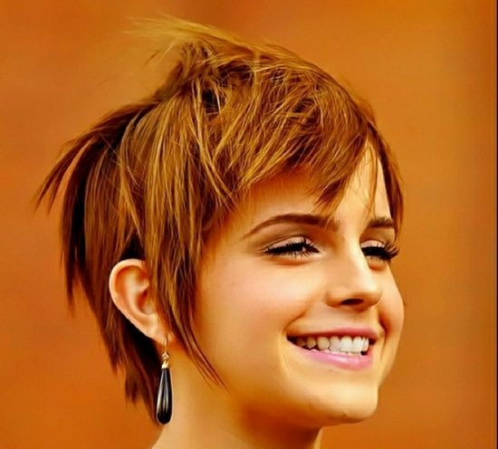 Фото стильных стрижек для девушек
