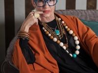 Анна Позякина, иркутск, творческая бабушка, wellness-клуб «The Most», мебельный магазин аболенго, красота, красивая старость, иркфэшн, irkfashion