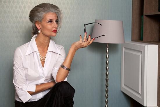 иркутск, красота, фотопроект, позвони бабуле, олеся кашицына, стильная бабуля, Кармен Делль'Орефиче