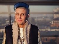 иркутск, аня мамаева, красота, стиль, позвони бабуле, Irkfashion.ru, wellness-клуб «The Most», стильная старушка