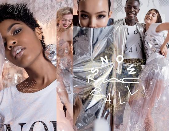 иркутск, M.A.C, M.A.C купить, M.A.C в иркутске, новая колекция косметики, косметика, Snow ball, новый год, макияж на новый год