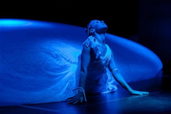иркутск, пластический спектакль ева, владимир лопаев, театр танцев PROдвижение, галерея бронштейна