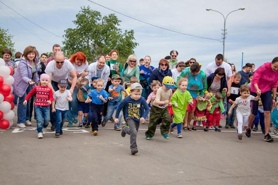 иркутск, благотворительность, спорт во благо, благотворительный забег