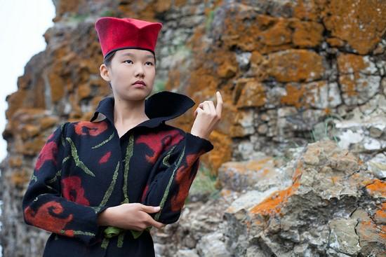иркутск, казахстан, бапановы, войлок, творчество, модельеры, творческие люди, выставки