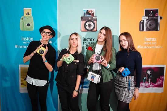 мероприятия в иркутске, афиша иркутск, Instax SQ6 от Fujifilm